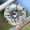 1.36ct Old European Cut Diamond GIA L SI1 1
