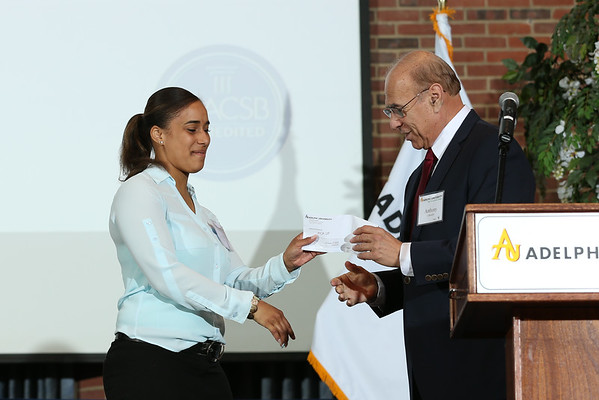 Robert B. Willumstad School of Business Honors and Awards Ceremony