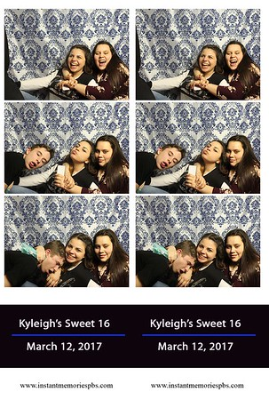 Kyleigh's Sweet Sixteen