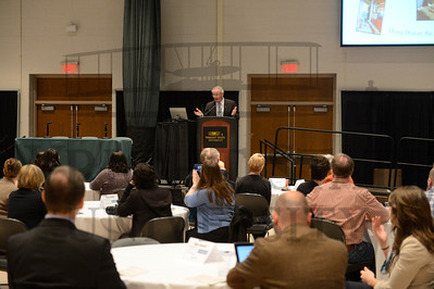 14425 40th Anniversary Public History Symposium, President Hopkins 10-17-2014