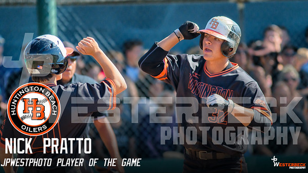 Huntington Beach HS @ Servite HS 5/23/2017