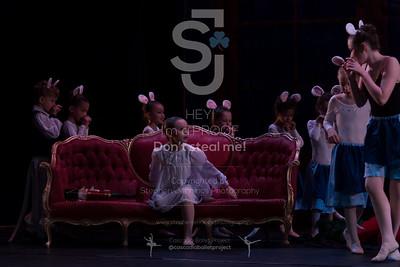 Children's Nutcracker Dress Rehearsal 12/19/16