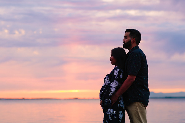 Joy & Mandeep | Maternity