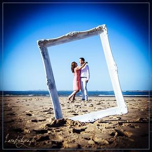Huwelijk Glen & Ingrid