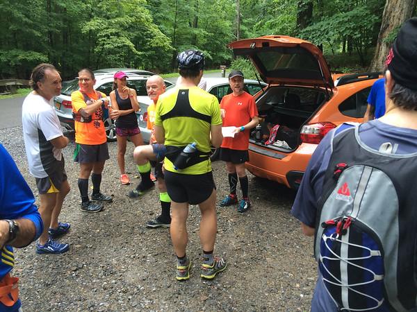 July 10, 2016 - Sarah Bishop at Mountain Lakes