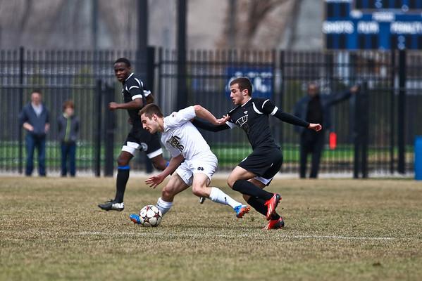 WMU Soccer v Notre Dame