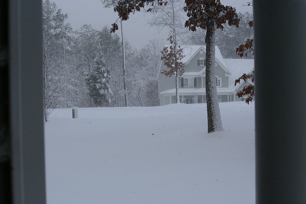March 2, 2009 Snow Storm