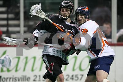 Athan Iannucci (Philadelphia Wings 2008-2009, 2011, Langley Thunder 2012, Washington Stealth 2012-2013)