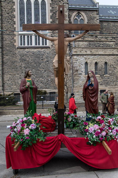Good Friday Procession 2018