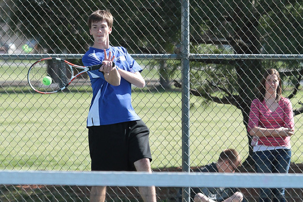 DHS Tennis 04-23-2014