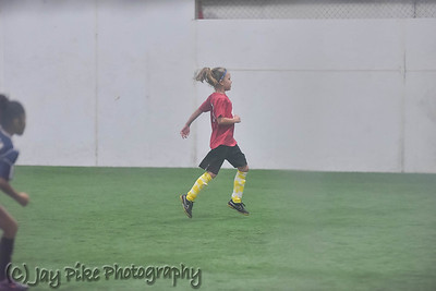 January 16 , 2016 - PSC 07 Girls Indoor Game