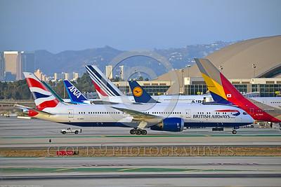Boeing 787 Dream Liner British Airways Pictures For Sale