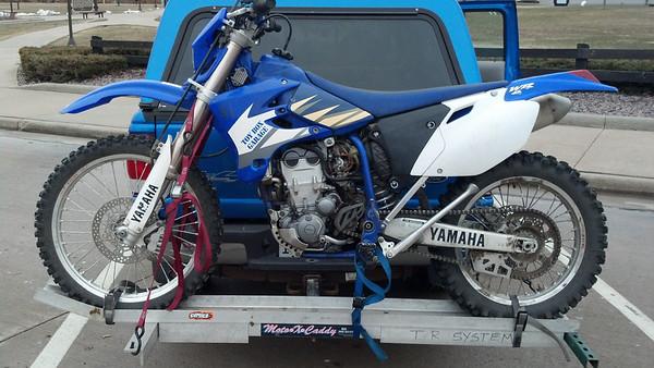 2005 Yamaha WR450F