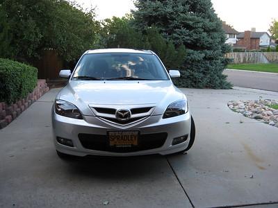 Zoom Zoom, Mazda 3