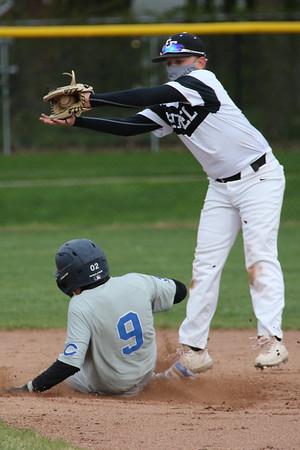 Edsel JV Baseball vs Carlson
