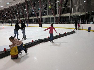 New Years Ice Skating