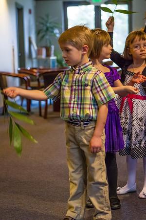 2012 Palm Sunday Children