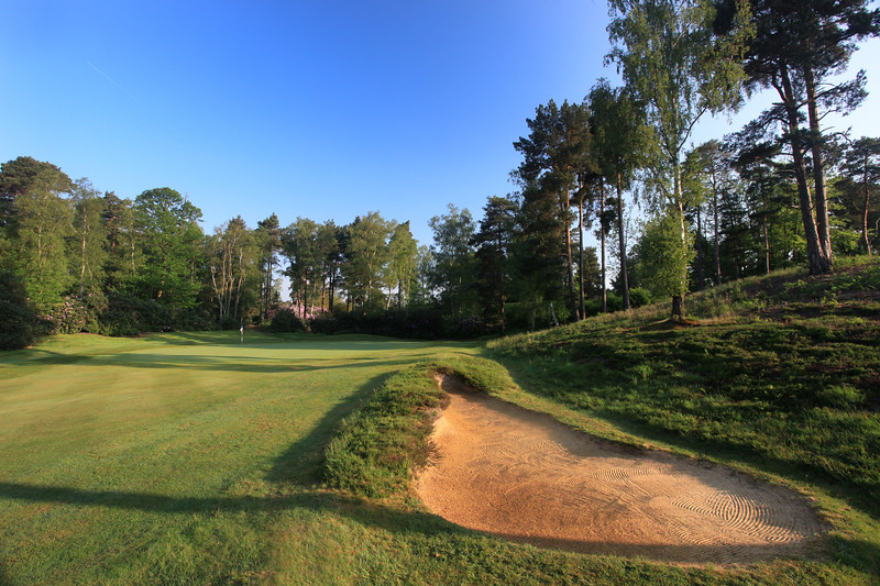 The Berkshire Golf Club (Blue Course), England