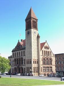 New York Capitol - Albany