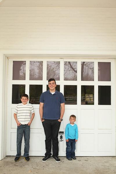 Beck/Clifton Family