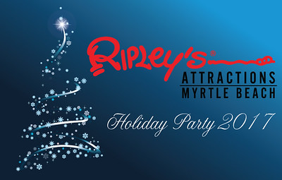Ripley's Attractions Christmas Party