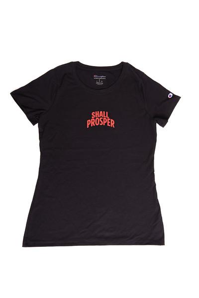 Shall Prosper Women's Black shirt.jpg
