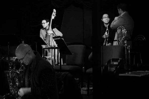 Cuong Vu and 9th + Lincoln Orchestra::12-28-09