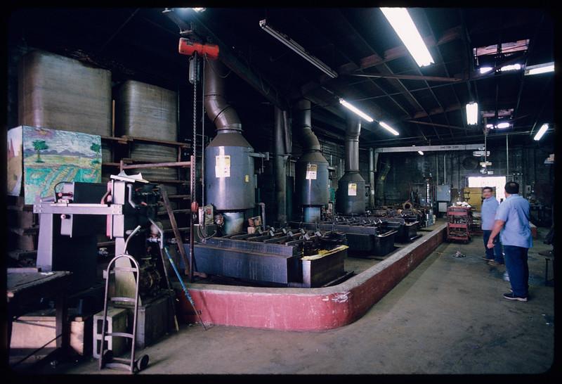 Domar Precision Inc., South Gate, 2004