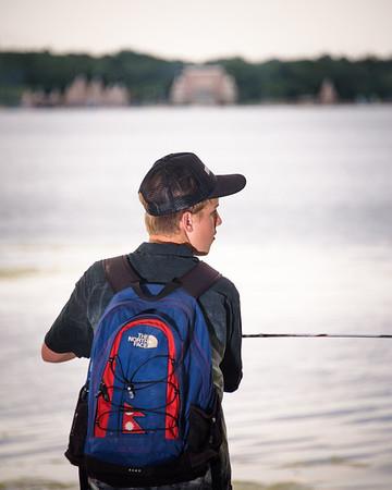 Micah Fishing & Brunch