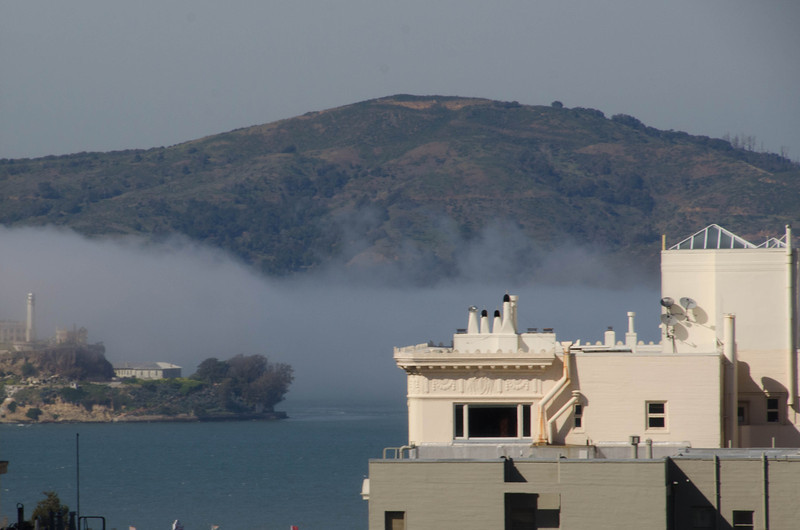 Misty San Francisco, CA