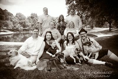 Dreier/Yates Family Portraits