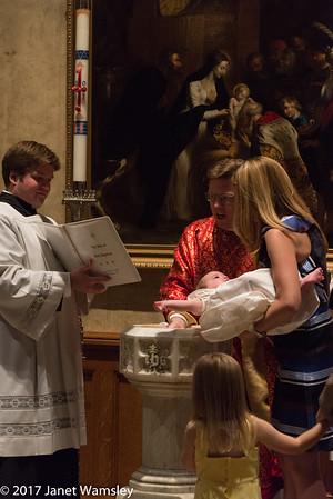 2017 Baptism Penetecost Sunday
