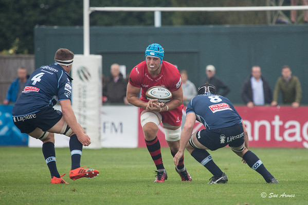 Jersey Reds V Bedford Blues (H) 10.9.2016