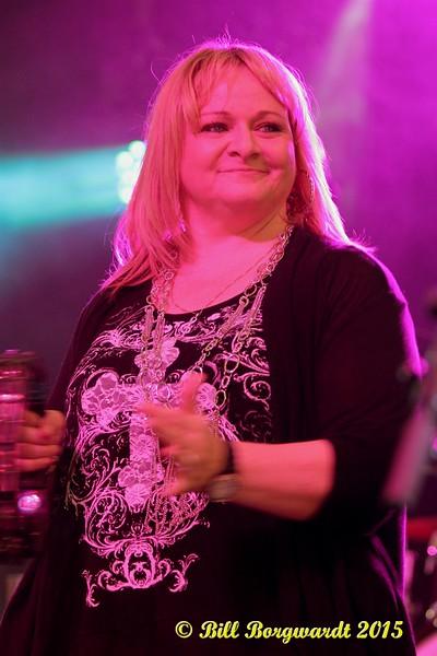 Shawna Lynne - Dirt Road Angels - Rainmaker Rodeo 2015 0093