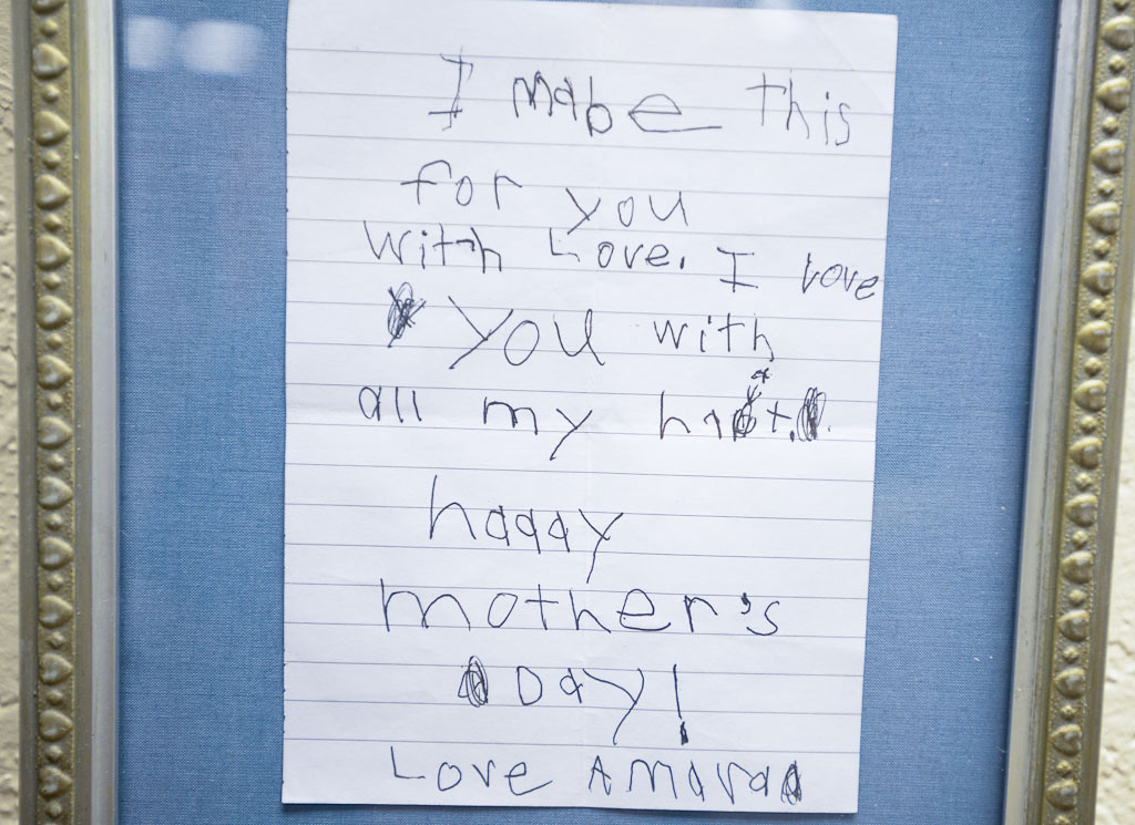 . Note from Amara Schaffhausen