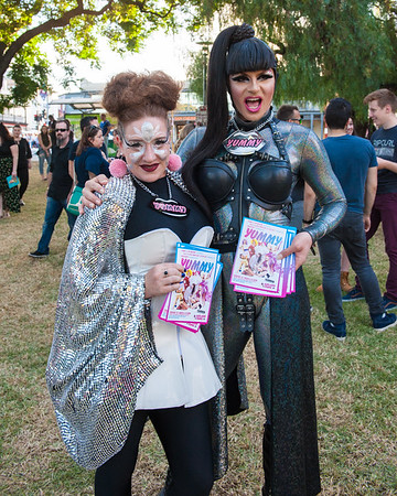 Fringe 2018 out and about