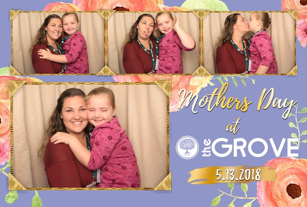 Mother's Day at The Grove