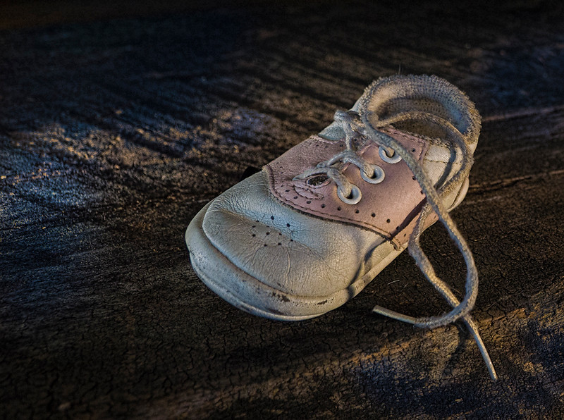 A girly shoe