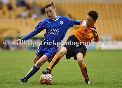 UNDER 13's - WOLVES v LEICESTER CITY
