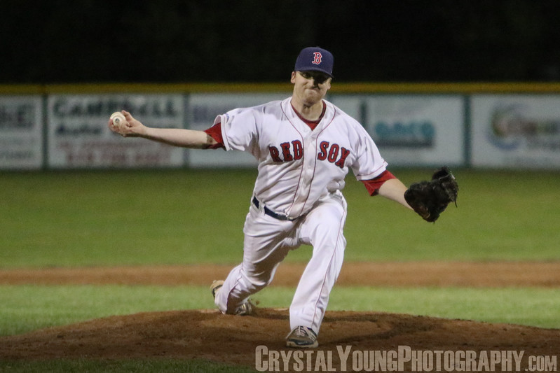 Burlington Bandits at Brantford Red Sox June 3, 2015