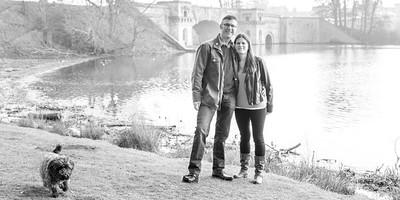 Michelle & Richard - Blenheim