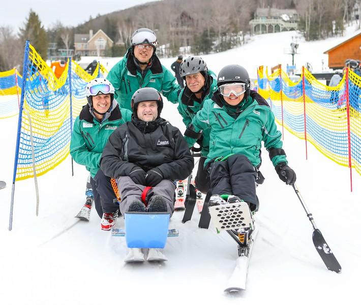 Adaptive Sports Foundation, Windham NY