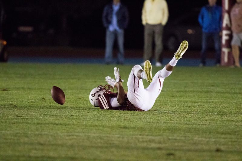 Taft Varsity Football action