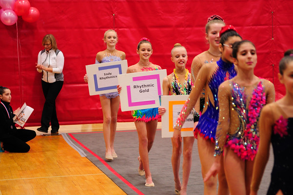 Gymnastics - Michigan