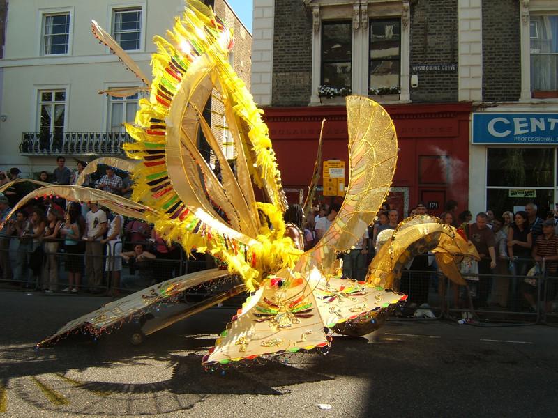 notting hill carnival, london