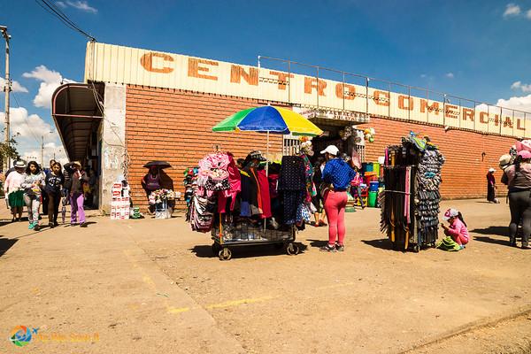 Cuenca, Feria Libre