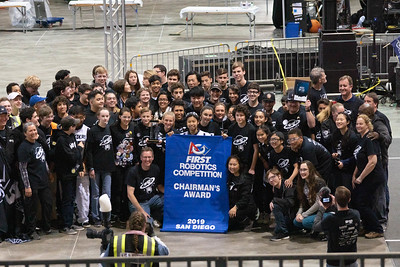 2019-03-09 Team Spyder 1622 at San Diego Regionals