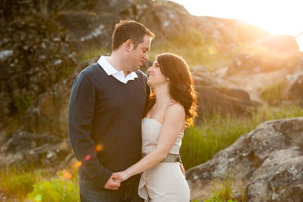 Nicole & Colin | Engagement