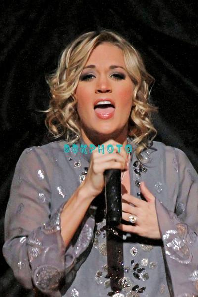 DBKphoto / Carrie Underwood 01/01/2011