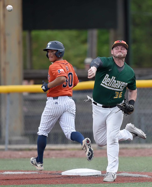 Belhaven University v. UT-Tyler and Coach Denson Career Celebration on Saturday, April 6, 2019.